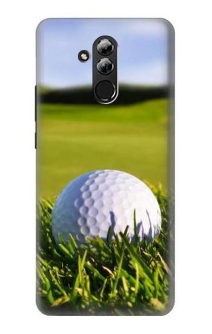 S0068 Golf Etui Coque Housse pour Huawei Mate 20 lite