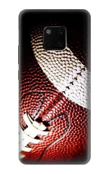 S0062 American Football Etui Coque Housse pour Huawei Mate 20 Pro
