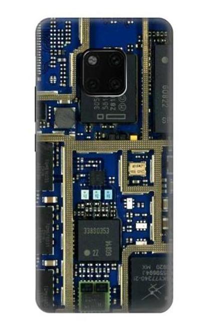 S0063 Curcuid Board Etui Coque Housse pour Huawei Mate 20 Pro