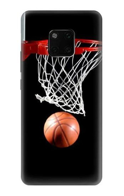 S0066 Basketball Etui Coque Housse pour Huawei Mate 20 Pro