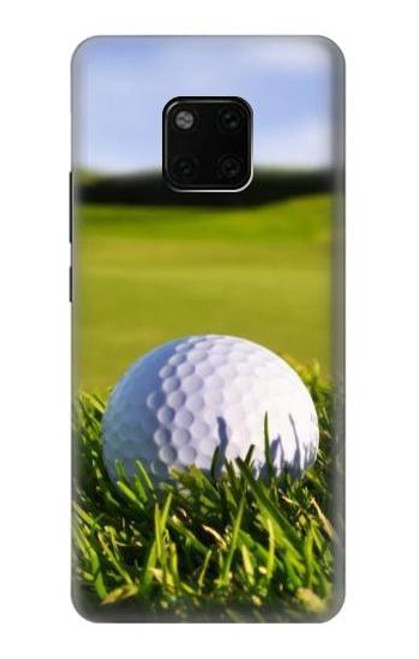 S0068 Golf Etui Coque Housse pour Huawei Mate 20 Pro