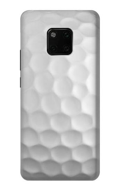 S0071 Golf Ball Etui Coque Housse pour Huawei Mate 20 Pro