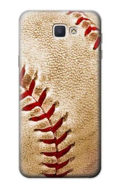 S0064 Baseball Etui Coque Housse pour Samsung Galaxy J7 Prime