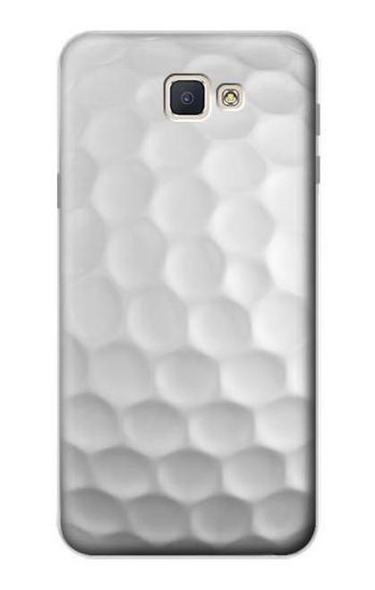 S0071 Golf Ball Etui Coque Housse pour Samsung Galaxy J7 Prime