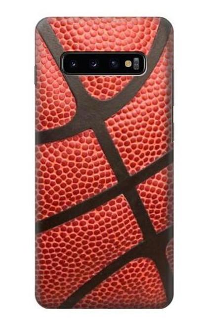 S0065 Basketball Etui Coque Housse pour Samsung Galaxy S10 Plus