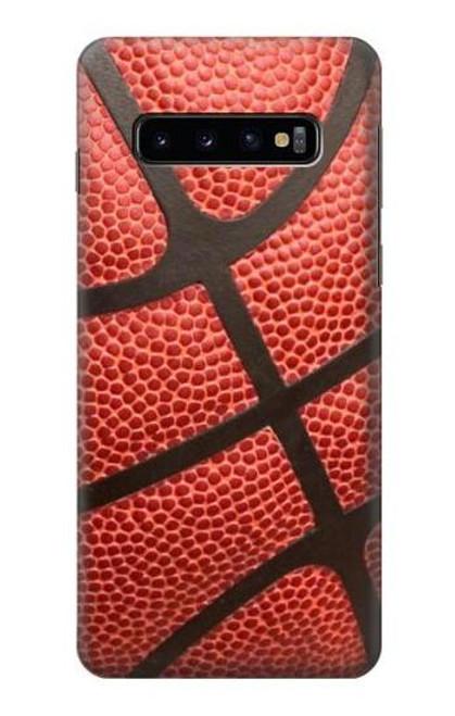 S0065 Basketball Etui Coque Housse pour Samsung Galaxy S10
