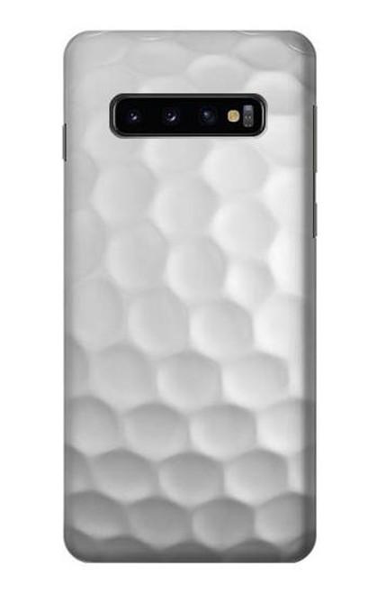 S0071 Golf Ball Etui Coque Housse pour Samsung Galaxy S10