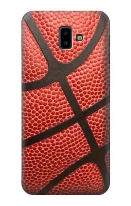 S0065 Basketball Etui Coque Housse pour Samsung Galaxy J6+ (2018), J6 Plus (2018)