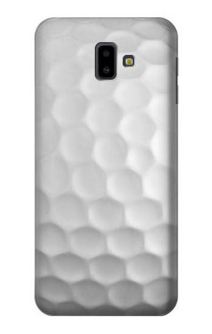 S0071 Golf Ball Etui Coque Housse pour Samsung Galaxy J6+ (2018), J6 Plus (2018)