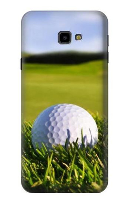 S0068 Golf Etui Coque Housse pour Samsung Galaxy J4+ (2018), J4 Plus (2018)
