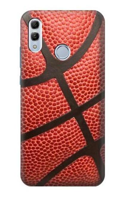 S0065 Basketball Etui Coque Housse pour Huawei Honor 10 Lite, Huawei P Smart 2019