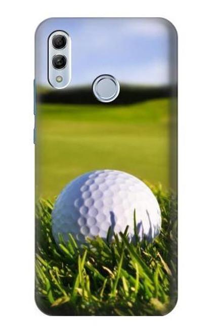 S0068 Golf Etui Coque Housse pour Huawei Honor 10 Lite, Huawei P Smart 2019