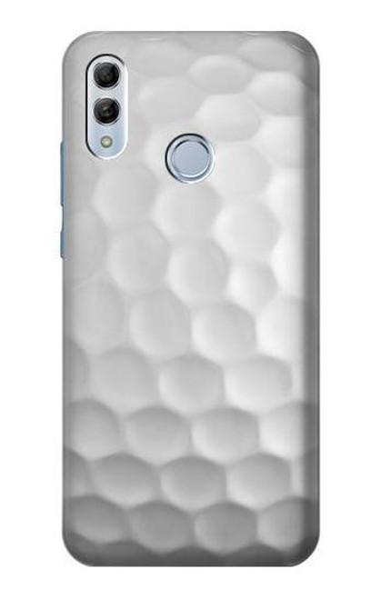 S0071 Golf Ball Etui Coque Housse pour Huawei Honor 10 Lite, Huawei P Smart 2019