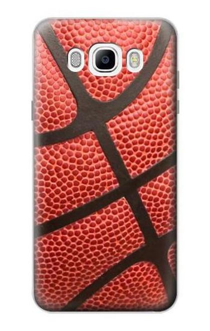 S0065 Basketball Etui Coque Housse pour Samsung Galaxy J7 (2016)