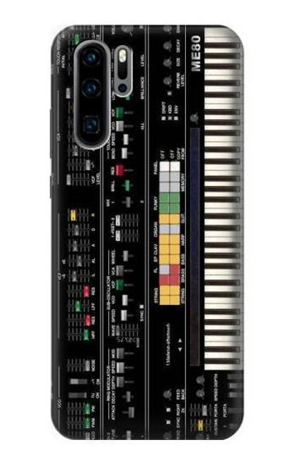 S0061 Synthesizer Etui Coque Housse pour Huawei P30 Pro