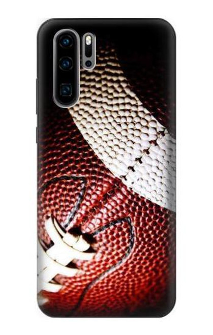 S0062 American Football Etui Coque Housse pour Huawei P30 Pro