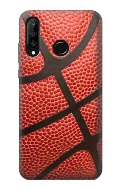 S0065 Basketball Etui Coque Housse pour Huawei P30 lite