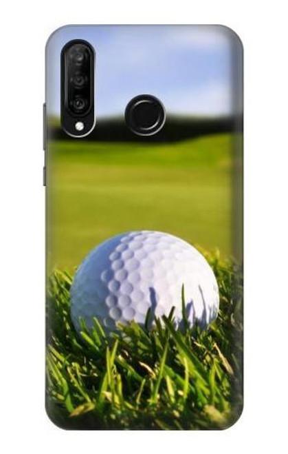 S0068 Golf Etui Coque Housse pour Huawei P30 lite