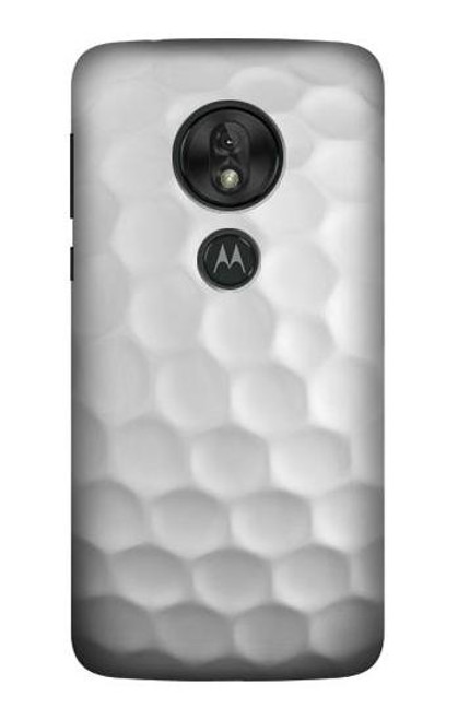 S0071 Golf Ball Etui Coque Housse pour Motorola Moto G7 Power