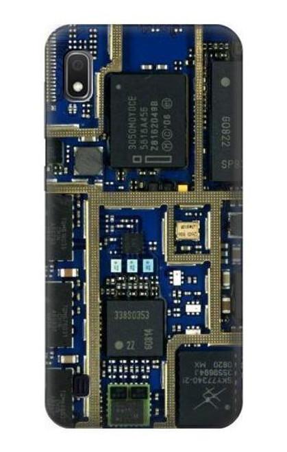 S0063 Curcuid Board Etui Coque Housse pour Samsung Galaxy A10