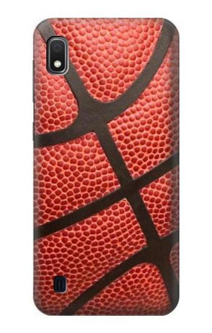 S0065 Basketball Etui Coque Housse pour Samsung Galaxy A10