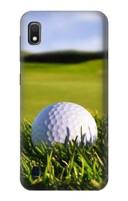 S0068 Golf Etui Coque Housse pour Samsung Galaxy A10