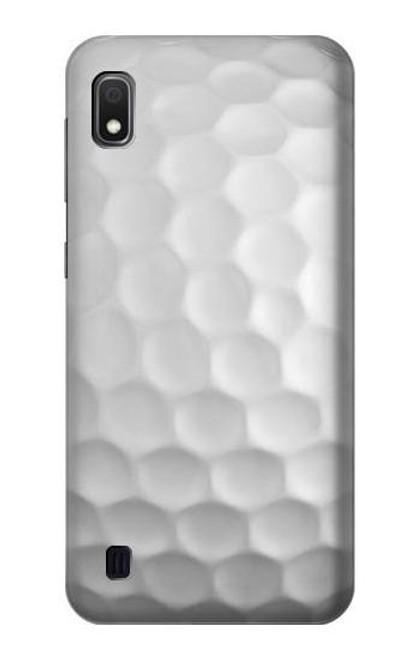 S0071 Golf Ball Etui Coque Housse pour Samsung Galaxy A10