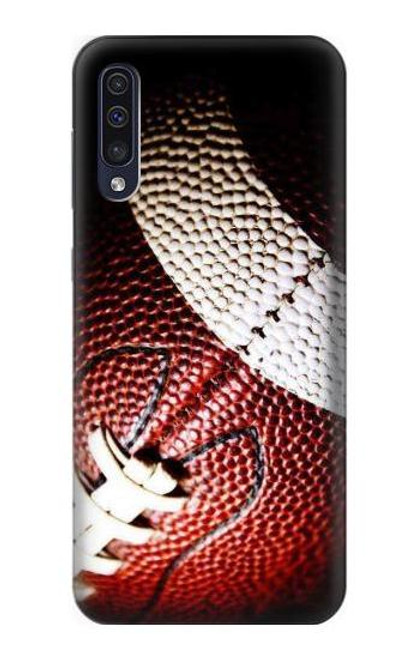 S0062 American Football Etui Coque Housse pour Samsung Galaxy A50