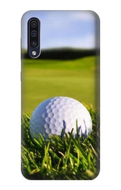 S0068 Golf Etui Coque Housse pour Samsung Galaxy A50