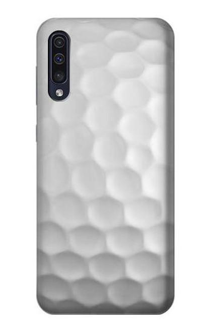 S0071 Golf Ball Etui Coque Housse pour Samsung Galaxy A50