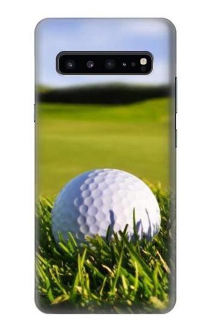 S0068 Golf Etui Coque Housse pour Samsung Galaxy S10 5G