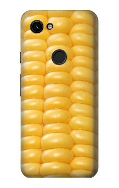 S0562 Sweet Corn Etui Coque Housse pour Google Pixel 3a