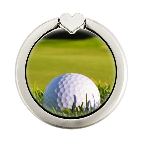 S0068 Golf Graphique Porte-Bague et Pop Up Grip doigt Socket Support