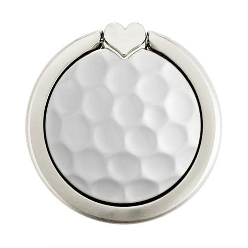 S0071 Golf Ball Graphique Porte-Bague et Pop Up Grip doigt Socket Support