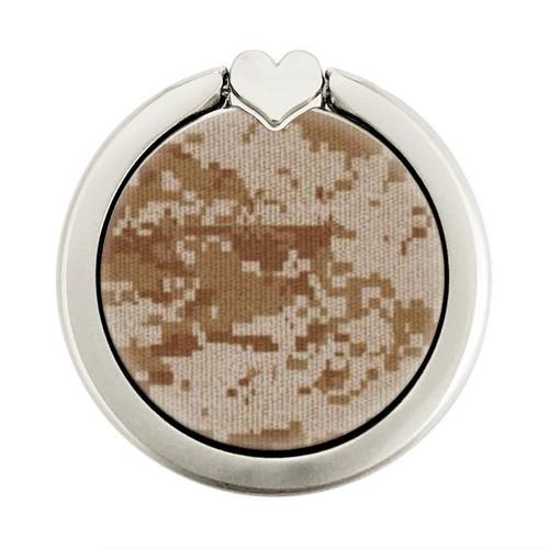 S2939 Desert Digital Camo Camouflage Graphique Porte-Bague et Pop Up Grip doigt Socket Support