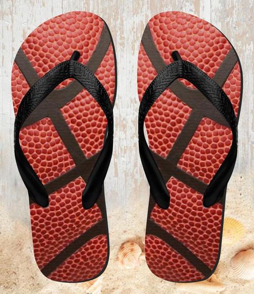 FA0006 Basketball Tongs Sandales Slipper été Plage Flip Flops Unisex