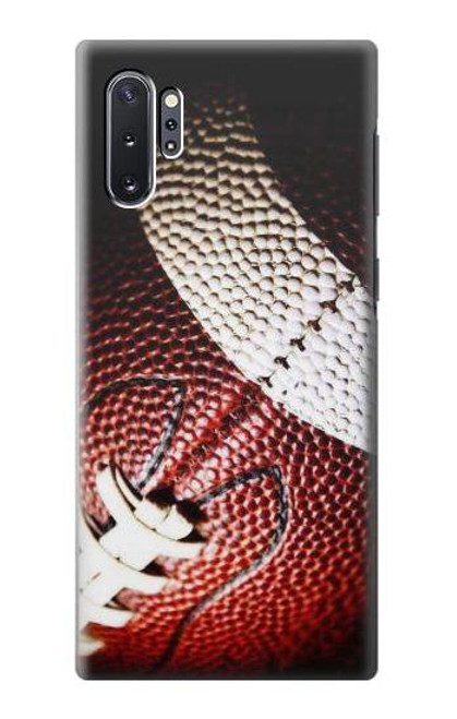 S0062 American Football Etui Coque Housse pour Samsung Galaxy Note 10 Plus