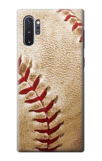 S0064 Baseball Etui Coque Housse pour Samsung Galaxy Note 10 Plus