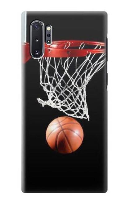 S0066 Basketball Etui Coque Housse pour Samsung Galaxy Note 10 Plus