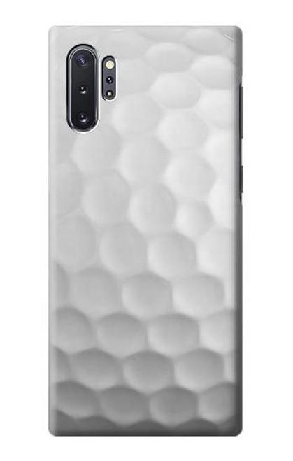 S0071 Golf Ball Etui Coque Housse pour Samsung Galaxy Note 10 Plus