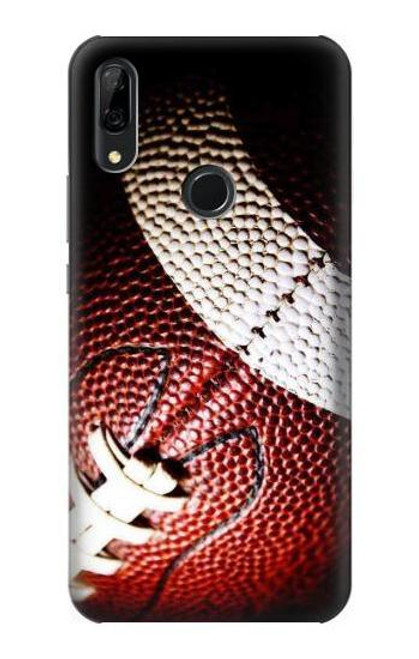 S0062 American Football Etui Coque Housse pour Huawei P Smart Z, Y9 Prime 2019