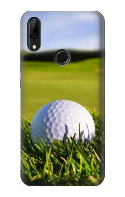 S0068 Golf Etui Coque Housse pour Huawei P Smart Z, Y9 Prime 2019