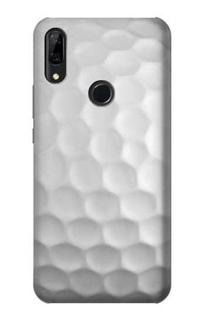 S0071 Golf Ball Etui Coque Housse pour Huawei P Smart Z, Y9 Prime 2019