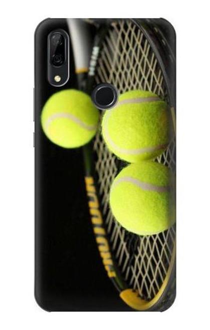 S0072 Tennis Etui Coque Housse pour Huawei P Smart Z, Y9 Prime 2019