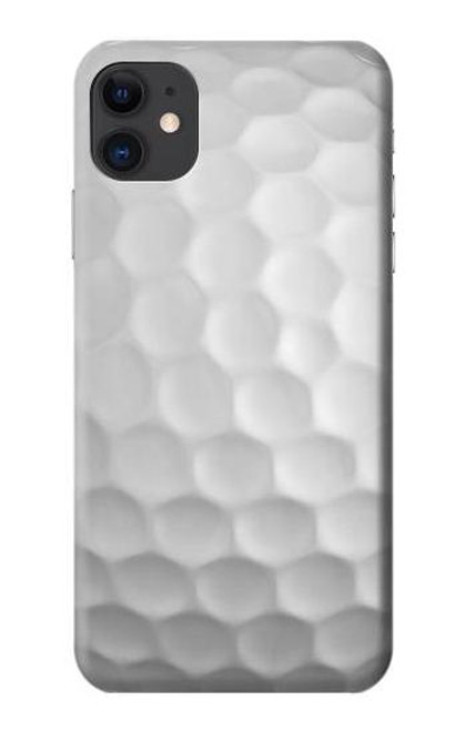 S0071 Golf Ball Etui Coque Housse pour iPhone 11