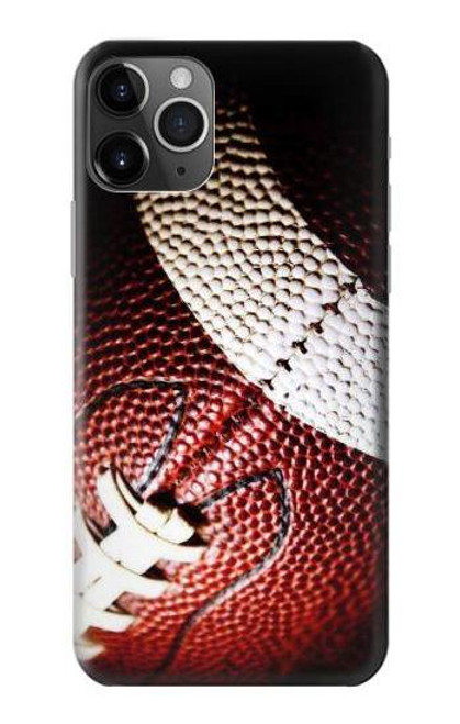 S0062 American Football Etui Coque Housse pour iPhone 11 Pro
