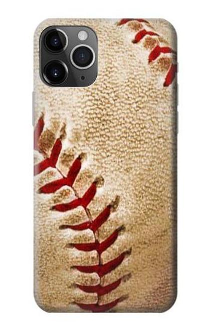 S0064 Baseball Etui Coque Housse pour iPhone 11 Pro