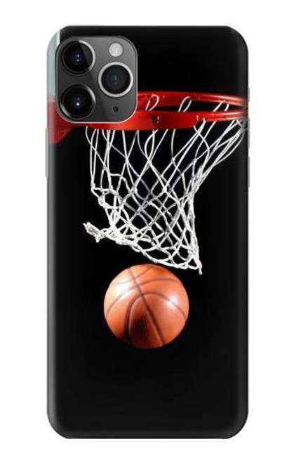 S0066 Basketball Etui Coque Housse pour iPhone 11 Pro
