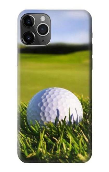 S0068 Golf Etui Coque Housse pour iPhone 11 Pro