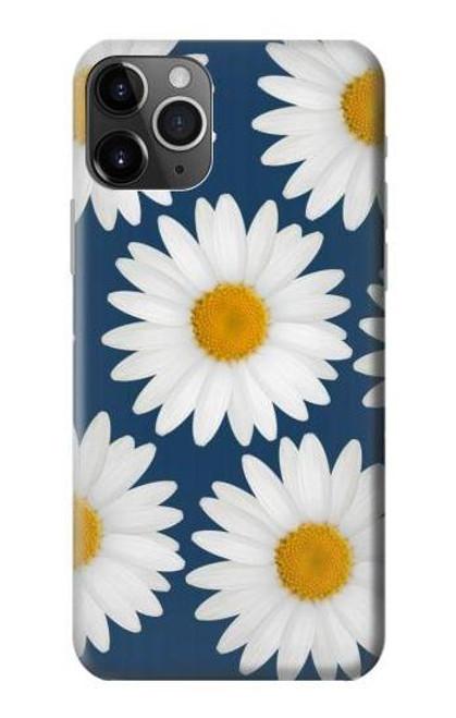 S3009 Daisy Blue Etui Coque Housse pour iPhone 11 Pro